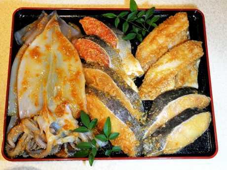 当店一押し!特選味噌漬け5品10切れセット【魚 魚介類 食材 セット 贈答 贈り物】