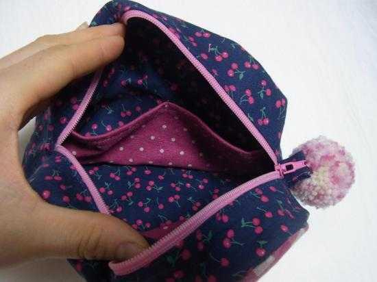 オリジナルうちのこポーチ(ピンク)【誕生日 贈り物 プレゼント お祝い ペット】の画像3枚目