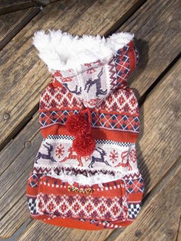 ノルディックパーカー【誕生日 贈り物 プレゼント お祝い ペット 洋服】の画像2枚目