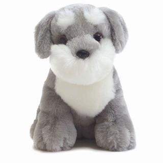 シュナウザーのぬいぐるみ【犬 プレゼント 贈り物 誕生日 記念日 ギフト】