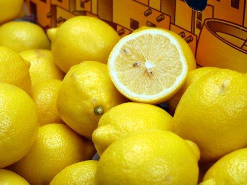 【送料無料】【ポイント10倍】カリフォルニア産 / チリ産 レモン 入数(95、115、140、165) 約16キロの画像1枚目