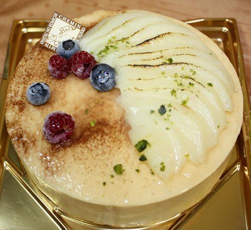キャラメリーゼ6号【誕生日 デコ バースデー バースデーケーキ】の画像1枚目