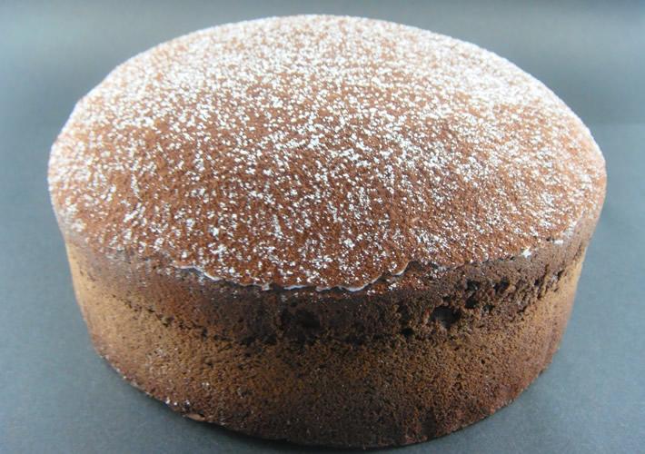 クラシックショコラ【バースデーケーキ 誕生日ケーキ デコ いちご バースディ】の画像1枚目