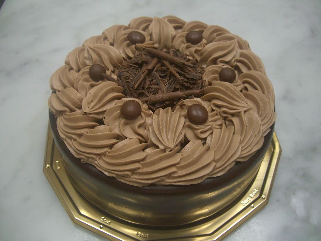 ショコラデコレーション 4号【バースデーケーキ 誕生日ケーキ デコ いちご   バースディ】【バレンタイン ホワイトデー】