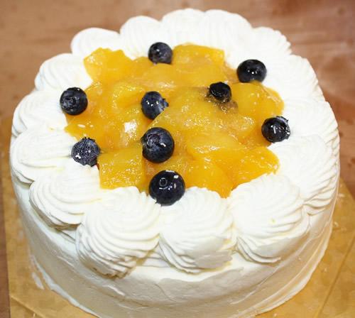 フルーツデコレーションケーキ 5号サイズ