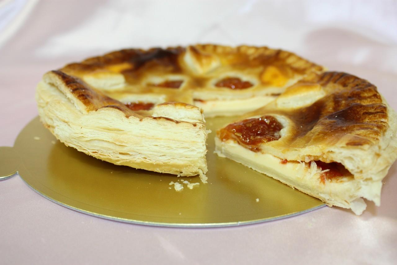 とまとジャムとクリームチーズのパイ6号の画像1枚目