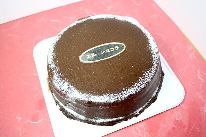 カリカリショコラ 5号【バースデーケーキ 誕生日ケーキ デコ   バースディ】の画像1枚目