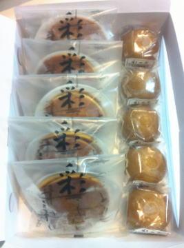 【ポイント10倍】低カロリー和菓子 おやつセット10個入(どら焼きと利休饅頭)