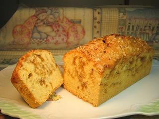 雑誌掲載多数☆メープルのバターケーキ(冷凍) 約16cm