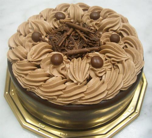 とろけるチョコレートケーキ5号の画像1枚目