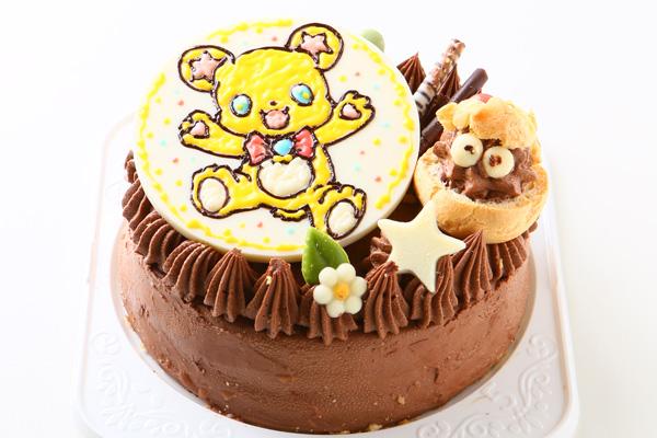 1日限定2台!キャラクタープレートケーキ 4号 12cmの画像4枚目