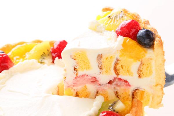 フォトケーキSサイズ(約14cm)2〜4名様用の画像3枚目