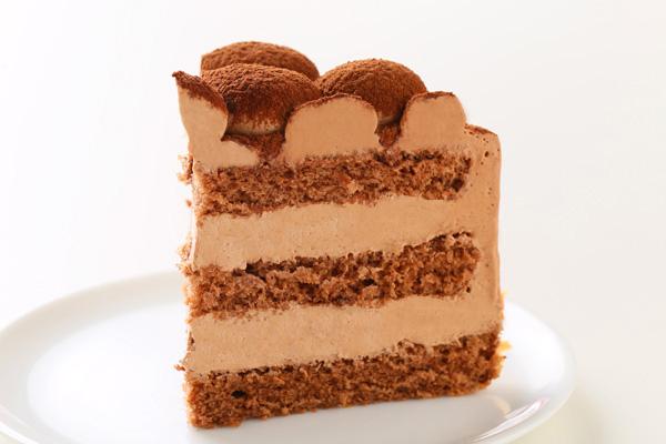 チョコレートケーキ6号(18cm)の画像4枚目