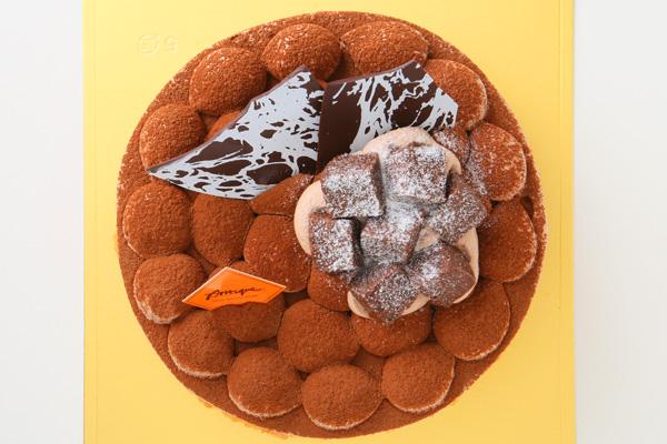チョコレートケーキ6号(18cm)の画像2枚目