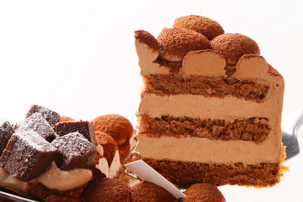チョコレートケーキ6号(18cm)の画像3枚目