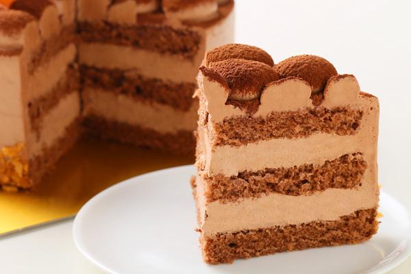 チョコレートケーキ6号(18cm)の画像5枚目