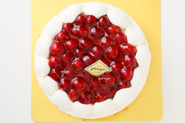 木苺レアチーズケーキ 5号 15cmの画像2枚目