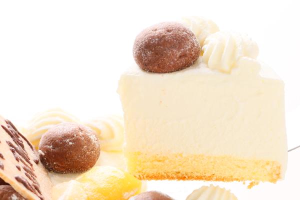 カマンベールチーズケーキ(レアチーズ)5号の画像3枚目