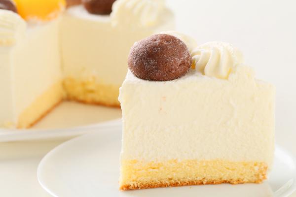 カマンベールチーズケーキ レアチーズ 5号 15cmの画像5枚目