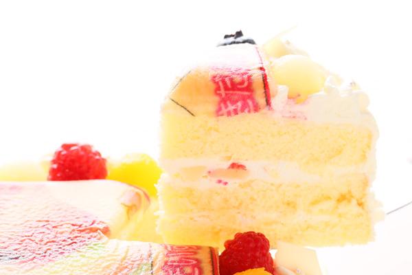【メッセージが入る写真ケーキ】5号(直径15cm)の画像3枚目