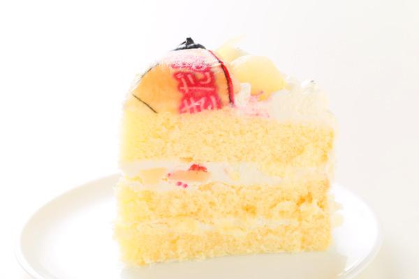 【メッセージが入る写真ケーキ】5号(直径15cm)の画像4枚目