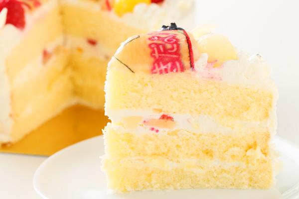 【メッセージが入る写真ケーキ】5号(直径15cm)の画像5枚目