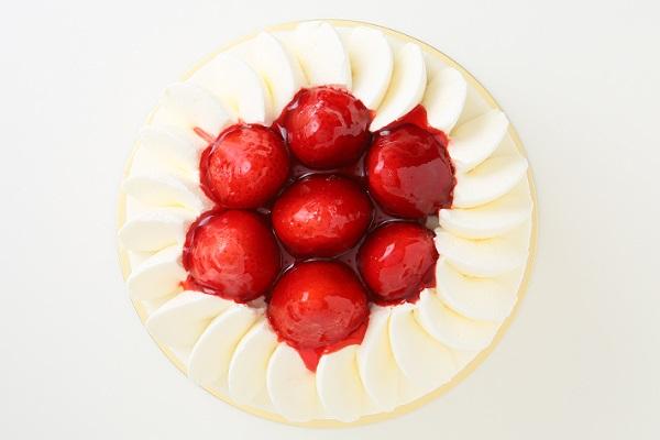 ストロベリーショートケーキ 4号 12cmの画像2枚目