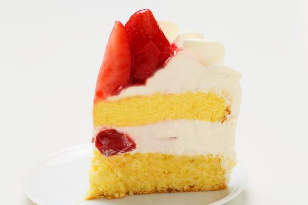 ストロベリーショートケーキ 4号 12cmの画像4枚目