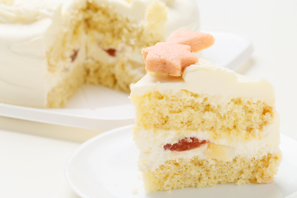 卵・乳製品除去 【乗り物1台のみ】国産小麦粉使用 乗り物クッキーのデコレーションケーキ4号 12cmの画像8枚目