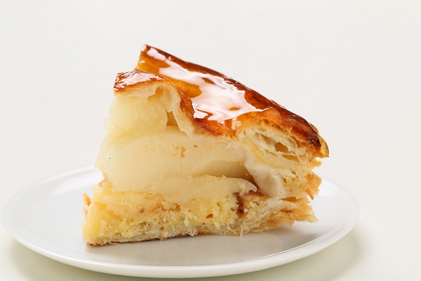 今が旬!青森りんごの紅玉のアップルパイ もち小麦入り 18㎝の画像4枚目