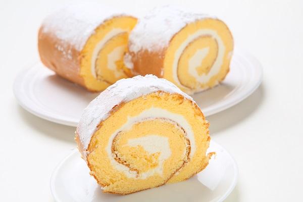 雑誌・メディアで話題人気のロールケーキ 湘南黄金ロール 長さ16cmの画像2枚目