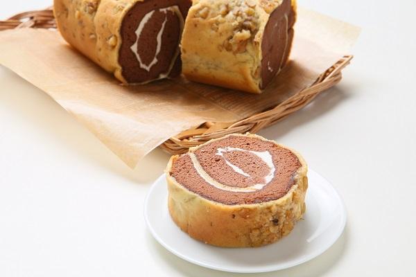 ロールケーキ(バタークリームモア ココア味) 長さ 18.5センチの画像3枚目