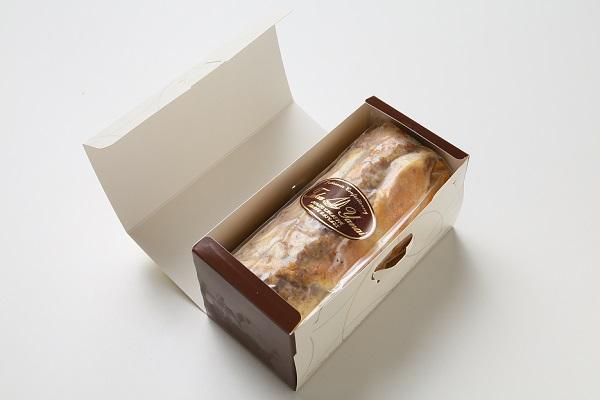 ロールケーキ(バタークリームモア ココア味) 長さ 18.5センチの画像5枚目