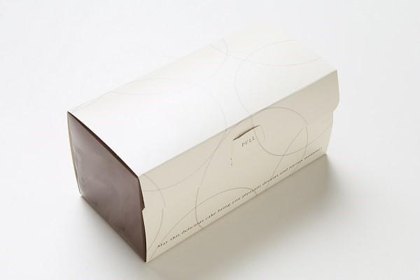 ロールケーキ(バタークリームモア ココア味) 長さ 18.5センチの画像6枚目