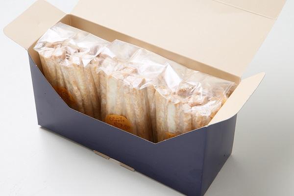 サクサクした歯ごたえが後を引きとまらなーいチーズパイ(2袋)の画像5枚目