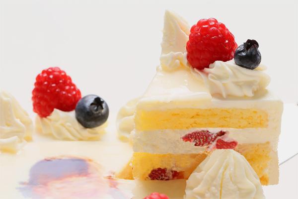 写真ケーキ(生クリーム)5号 フォトケーキの画像2枚目