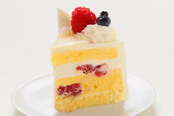 写真ケーキ(生クリーム)5号 フォトケーキの画像3枚目