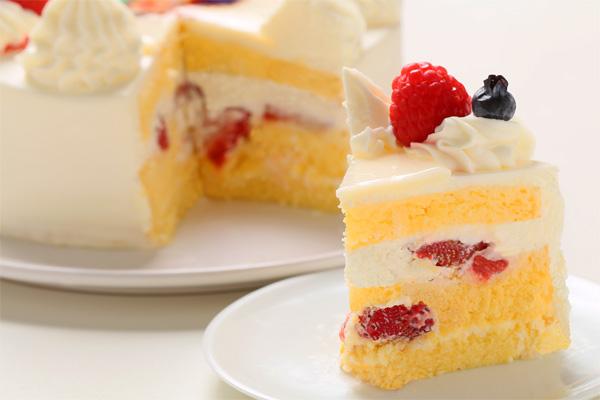 写真ケーキ(生クリーム)5号 フォトケーキの画像4枚目