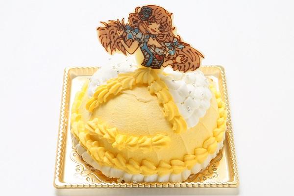 キャラクター&似顔絵 オーダードールケーキ(5号15cm)の画像3枚目