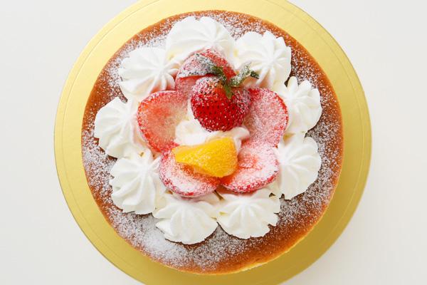 スフレチーズケーキ 5号の画像2枚目