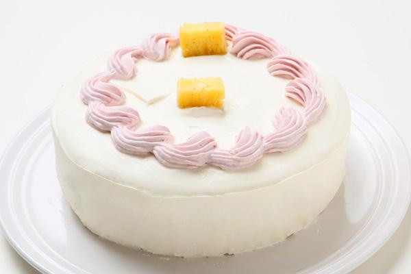卵除去 【イラスト1体顔のみ】国産小麦粉使用 キャラクタークッキーのデコレーションケーキ4号 12cmの画像6枚目