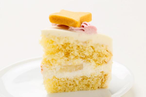 卵除去 【イラスト1体顔のみ】国産小麦粉使用 キャラクタークッキーのデコレーションケーキ4号 12cmの画像8枚目
