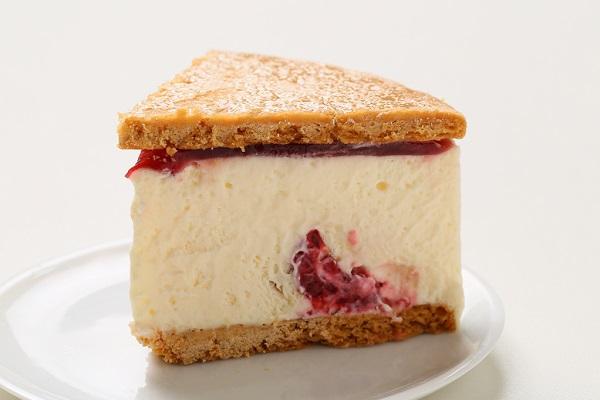 最高級洋菓子 ケーゼザーネトルテ レアチーズケーキ 15cmの画像6枚目