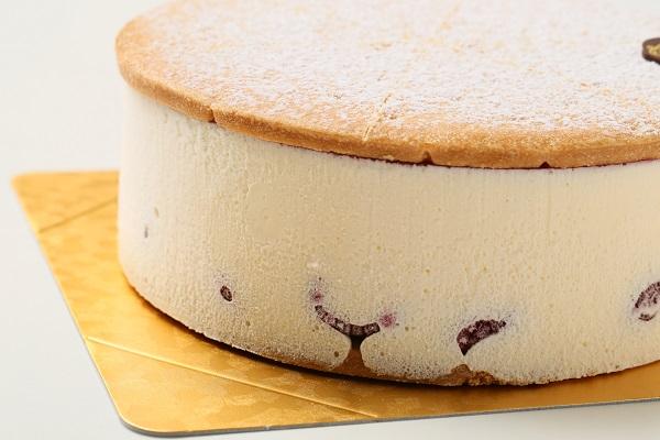 最高級洋菓子 ケーゼザーネトルテ レアチーズケーキ 15cmの画像9枚目