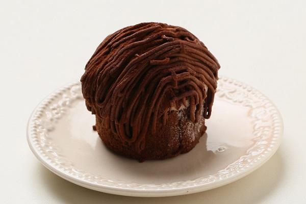 チョコレートモンブラン3個入りの画像2枚目