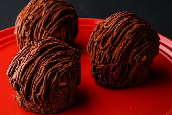 チョコレートモンブラン3個入りの画像6枚目