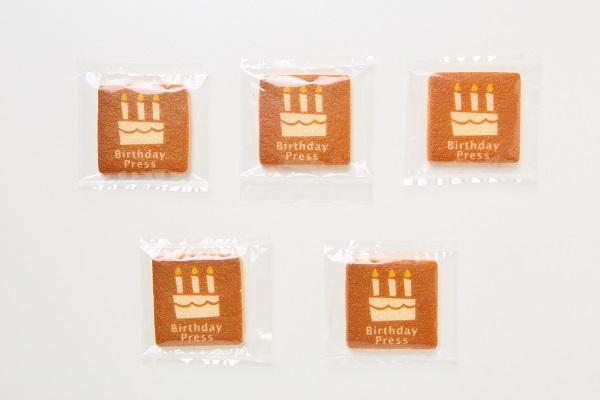 ロゴクッキー 5枚入り  ~正方形長方形よりご選択できます。~の画像2枚目