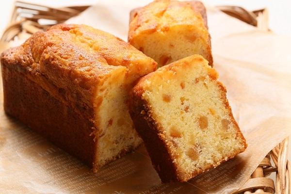ダークフルーツ×オレンジパウンドケーキ 2本セット