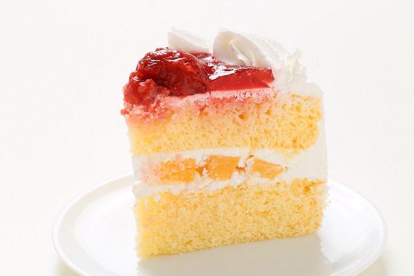 イチゴデコレーションケーキ6号の画像4枚目