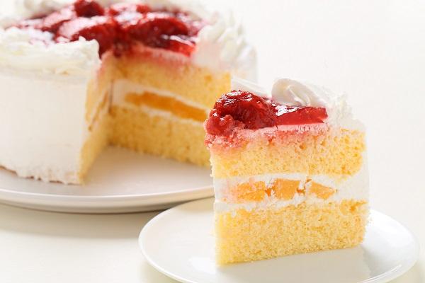 イチゴデコレーションケーキ6号の画像5枚目